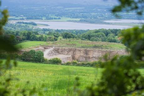 Fracking Quarry