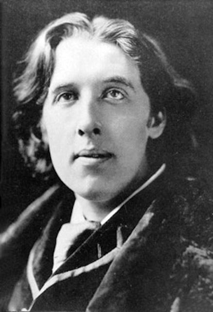 OLD PORTORAN... Oscar Wilde