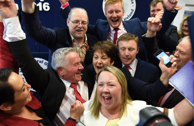 Cllr Richie McPhillips reclaimed the seat for the SDLP held by Tommy Gallagher before the 2011 election    MC22